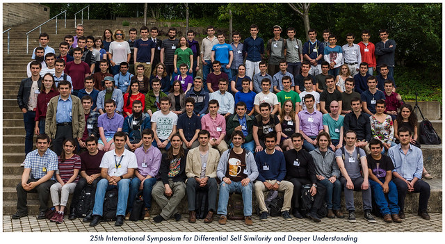 25th International Symposium for Differential Self Similarity and Deeper Understanding
