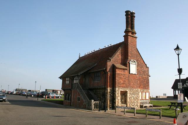 Moot Hall, Alderburgh