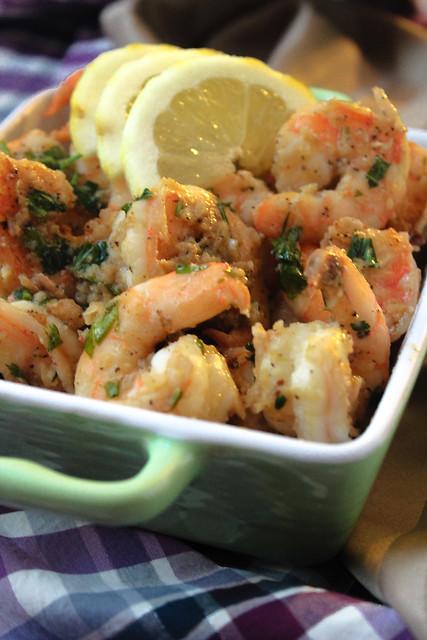 Shrimp Scampi LR