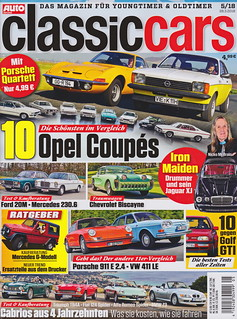 Auto Zeitung - Classic Cars 5/2018