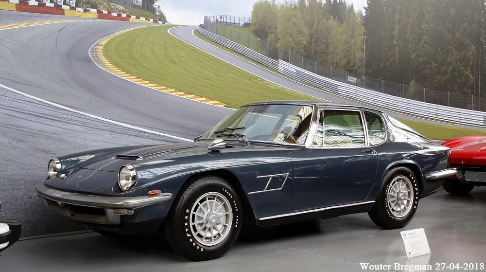Maserati Mistral 3500 GTI 1964 | Production: 1 of 828 ...