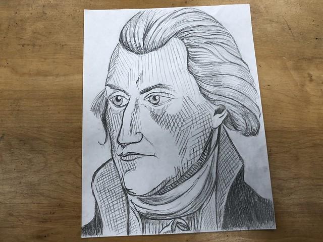 Thomas Jefferson Slave Holder