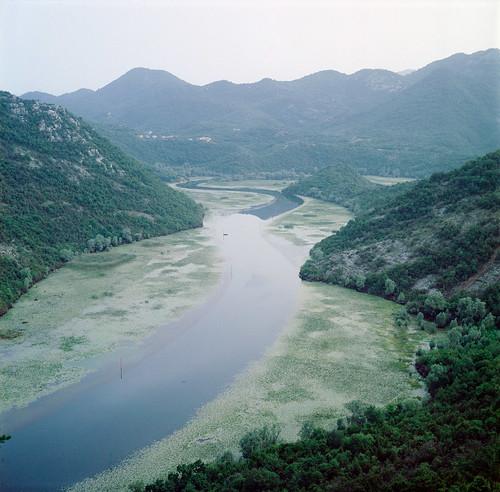 kodakportra400 yashicamat124g 6x6 rijeka crnojevića skadarskojezero montenegro explored