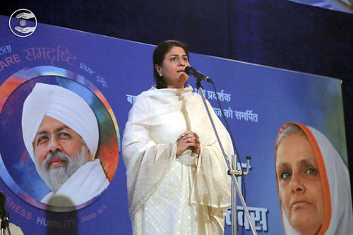 Holy Sister Bindiya Chhabra Ji, Executive President SNCF, expresses her views