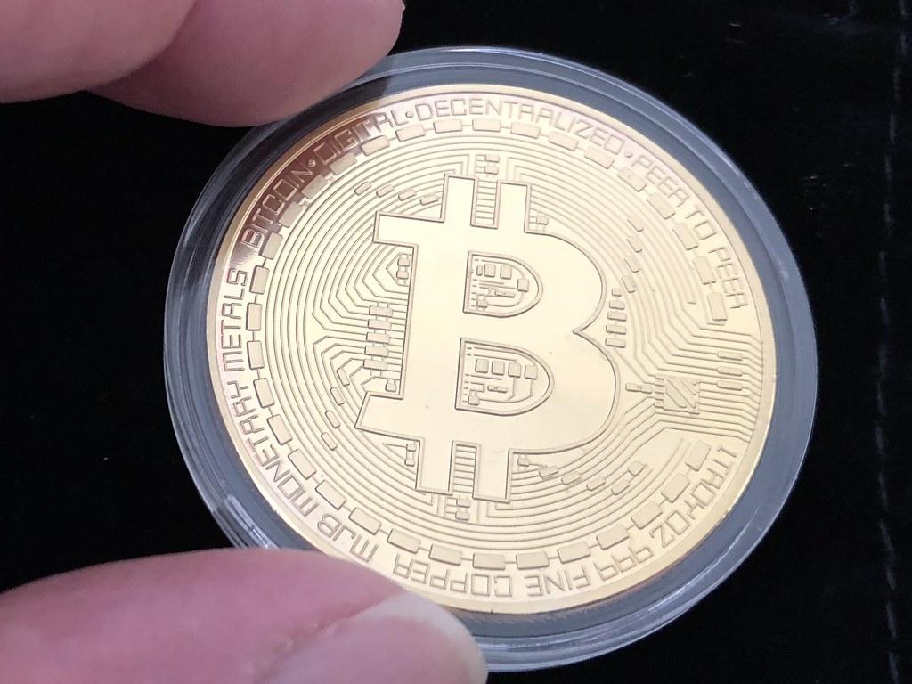 Bitcoin gift I'm Rich!!!