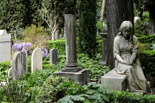 Cimitero acattolico di Roma | by ♥iana♥