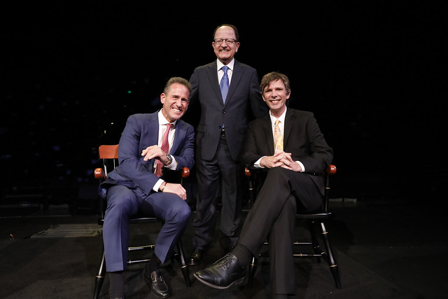 Installation of Dean David Bridel as the Braverman Family Chair at USC School of Dramatic Arts