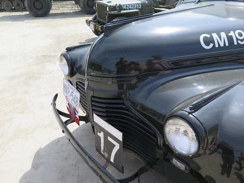 1941 Chevrolet Special Deluxe 4 5