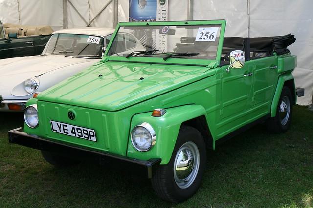 1975 Volkswagen Trekker