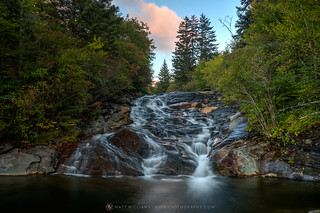 Flat Laurel Creek Falls | by Matt Williams Gallery