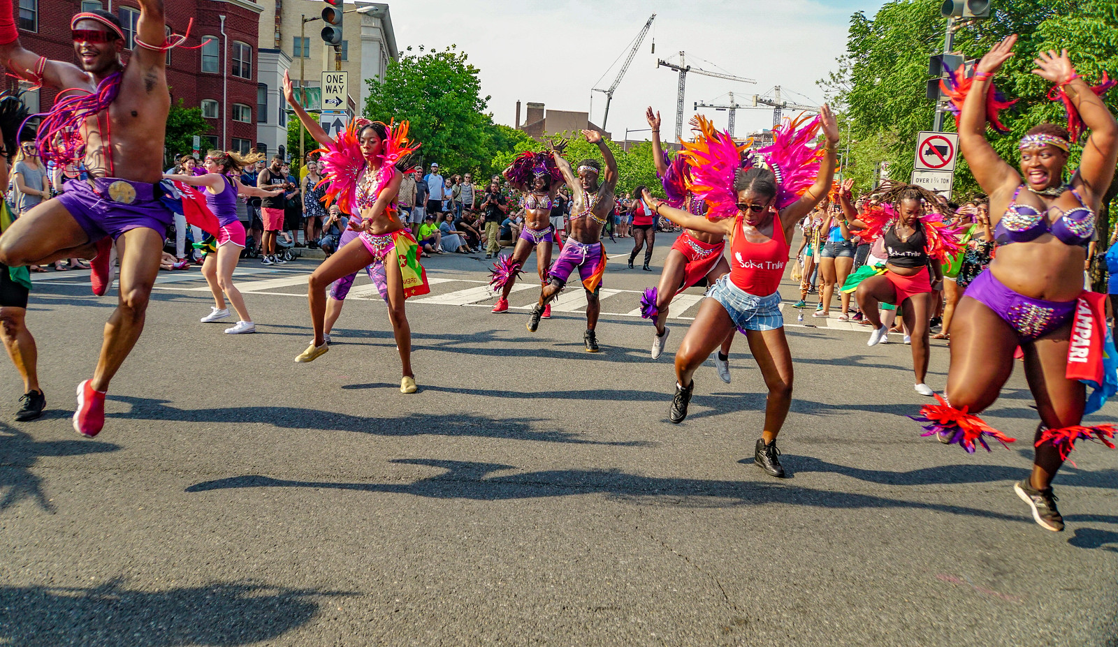 Thanks for Publishing my Photograph, in Under New Leadership, The Funk Parade Is Returning In May | DCist