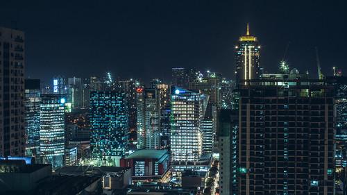 manila philippines travel city landscape downtown building skyscraper canon 50mm 5dmarkiii 3rdratephotography earlware 365