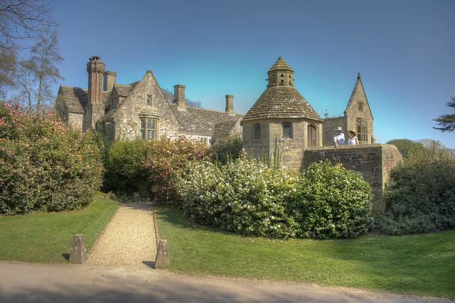 Nymans House, West Sussex [Explored]