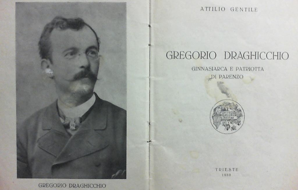 Risultato immagini per Gregorio Draghicchio,