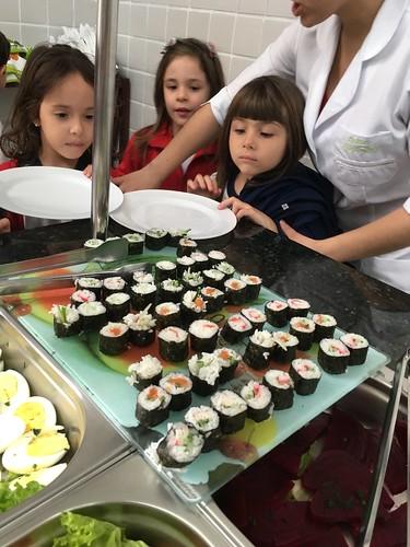 Comida típica: Japão - Integral (maio/2018)