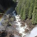 Rainbow from the top of Vernal Falls