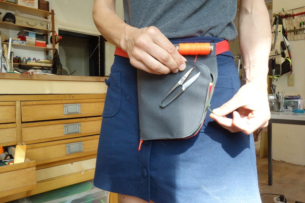 ALWAYS ON: unzip tool apron | Plusea | Flickr