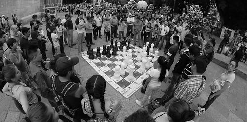 El ajedrez se vuelve masivo