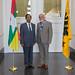 18 april 2018 - Ontvangst Ambassadeur van Myanmar
