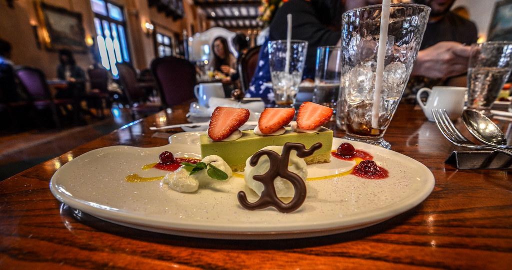 Ristorante di Canaletto dessert TDS