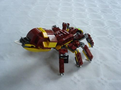 31073 - Model1 giant spider back | by fdsm0376