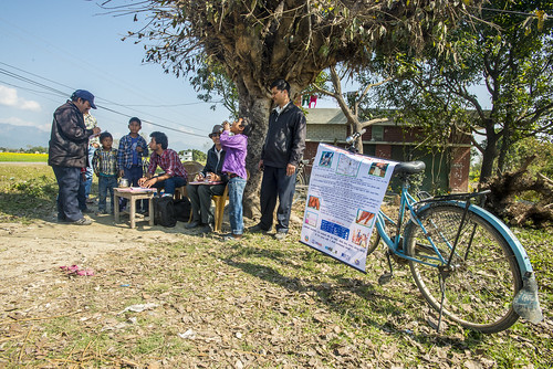 Treatment for neglected tropical diseases (NTDs) in Nepal | by RTIfightsNTDs