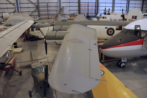Consolidated B-24 Liberator at the CASM, Ottawa