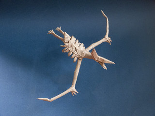Pteranodon skeleton | by bodorigami