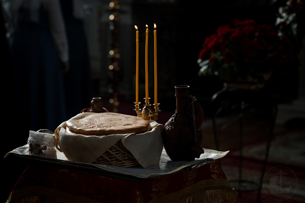 20 мая 2018, Всенощное накануне дня памяти апостола и евангелиста Иоанна Богослова / 20 May 2018, Vigil on the eve of the Remembrance day of the Apostle and Evangelist John the Theologian