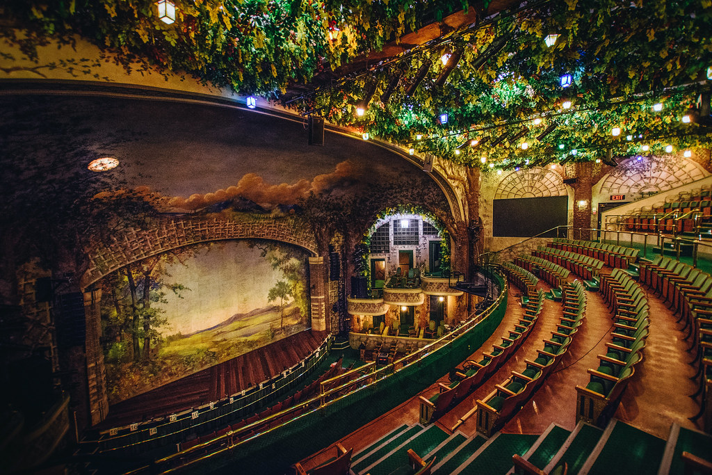 Winter Garden Theatre The Most Beautiful Theatre In The Wo Flickr