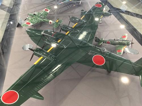 あいち航空ミュージアム 名機百選 二式大艇 隼 他の模型 BC1045A4-4231-48EB-99BA-92238C976BBD