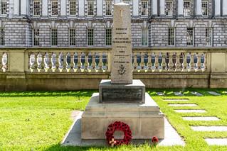 Korean War Memorial [Belfast City Hall]-140323 | by infomatique