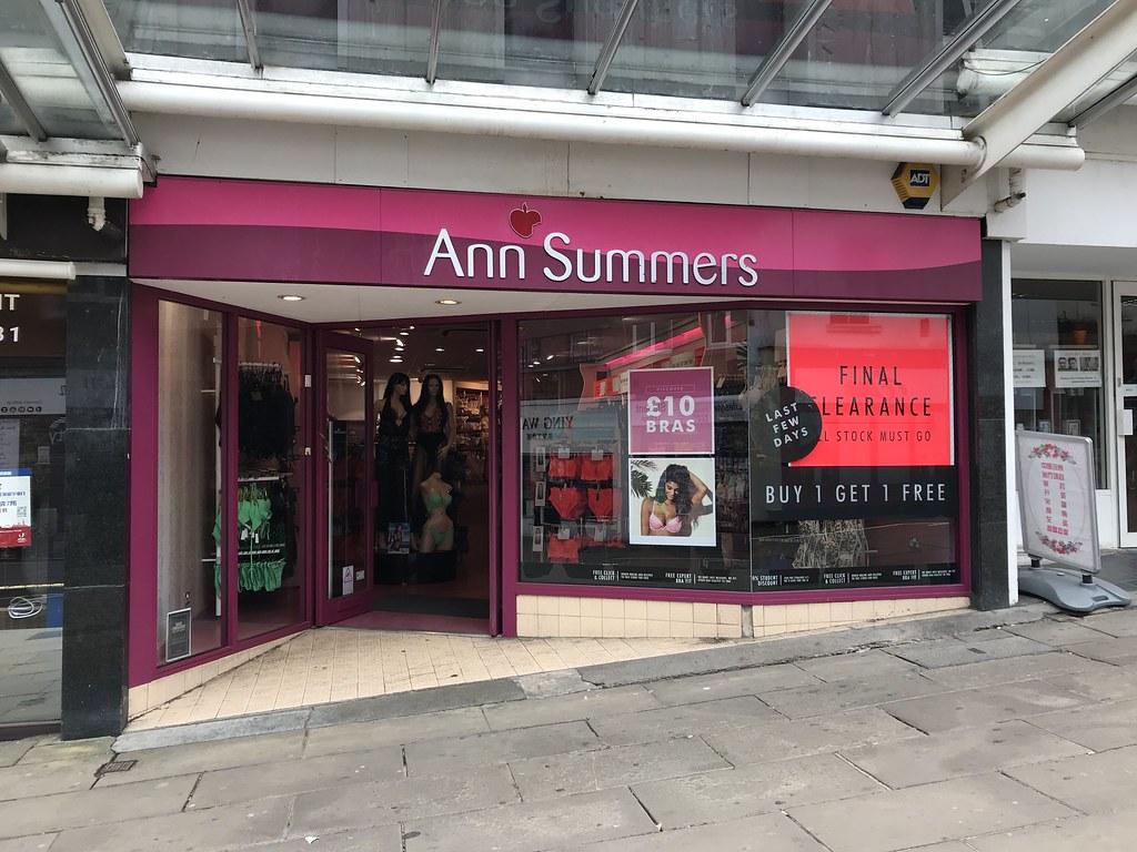 Ann Summers, 42 Hertford Street, Coventry