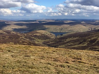Megget Reservoir from near Cramalt Craig | by malky_c