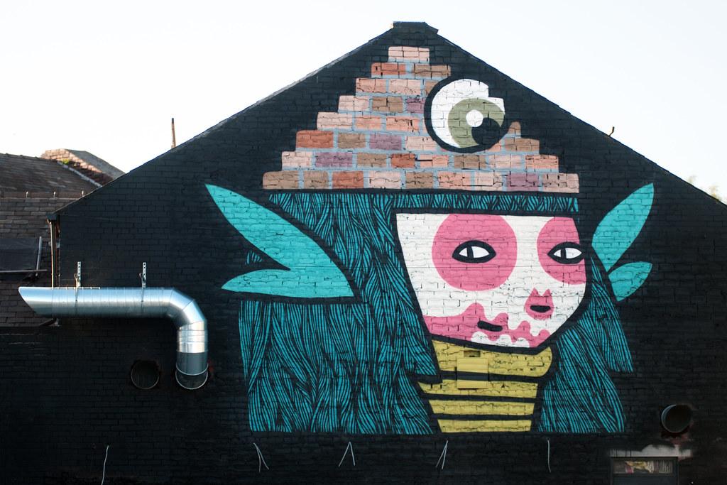 Kid Acne Sheffield Neepsend Tim Dennell Flickr