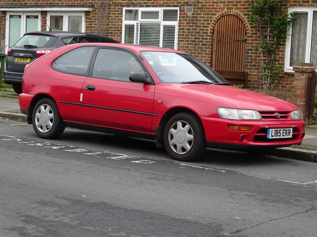 Kelebihan Corolla 1994 Top Model Tahun Ini