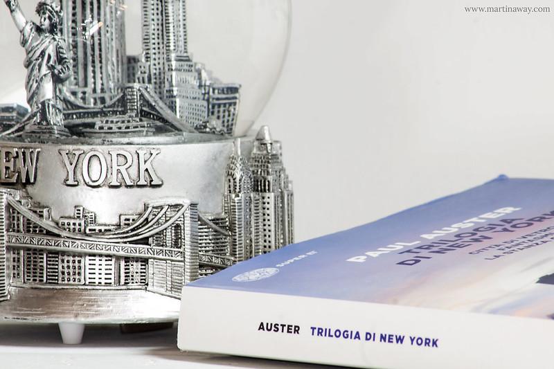 Trilogia di New York, Paul Auster