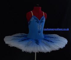 Cornflower Blue Tutu