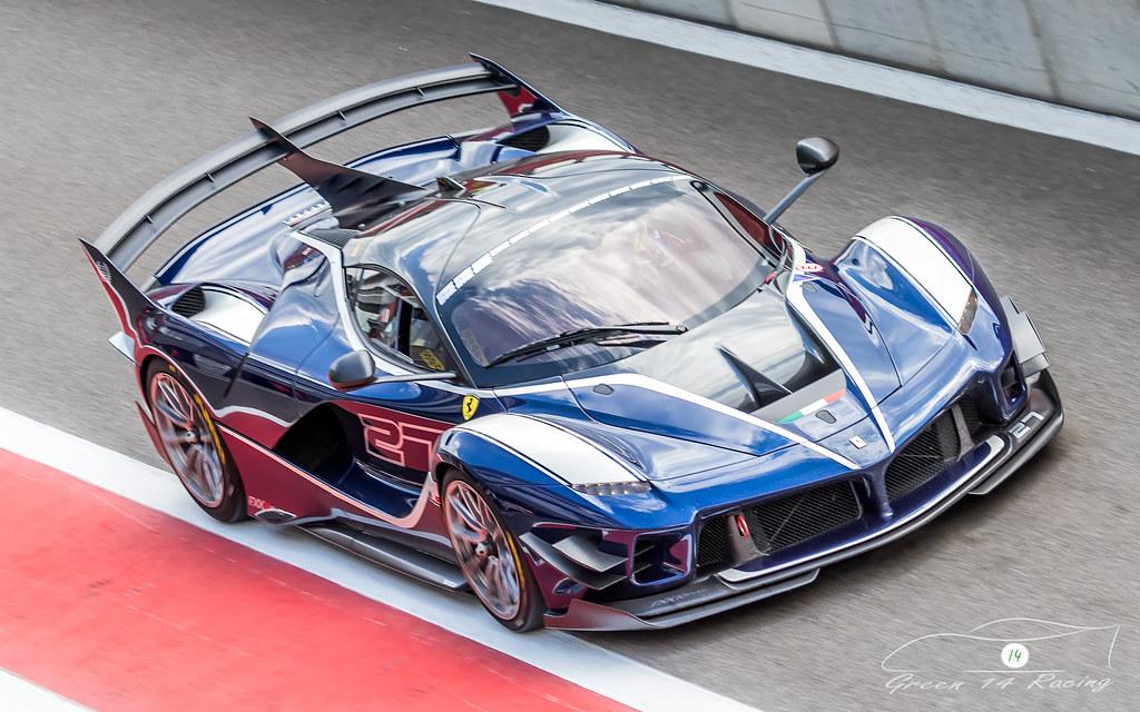 Ferrari FXX,K EVO