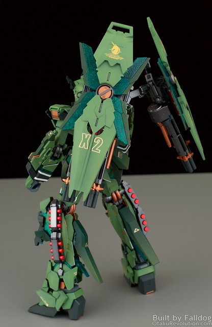 MG Unicorn - Marida Cruz Custom 4
