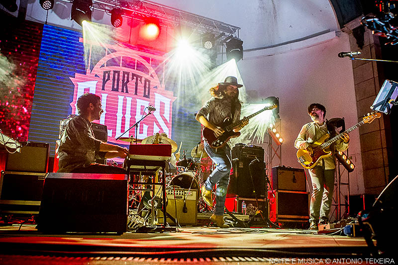 North South Blues Conection - Porto Blues Fest '18