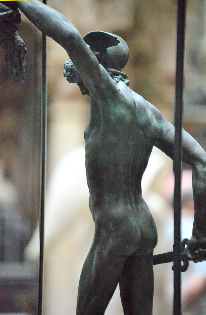 Benvenuto Cellini 1500 1571 Model For Perseus And The