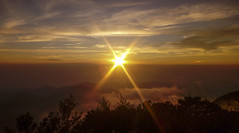 Sunset at El Dorado Bird Reserve
