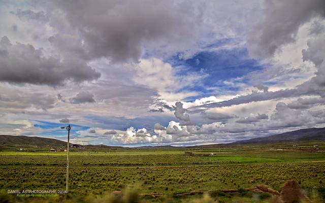 Alrededores de Tihuanaco