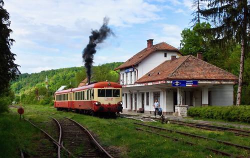 sovata szovata romania train passenger regio calatori mureș