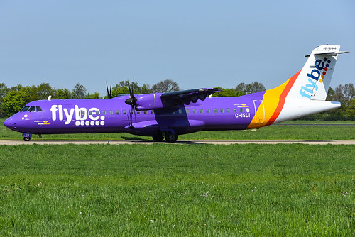 ATR-72-212A Flybe (Bleu Islands) G-ISLI | by MJ Aviation and more photography
