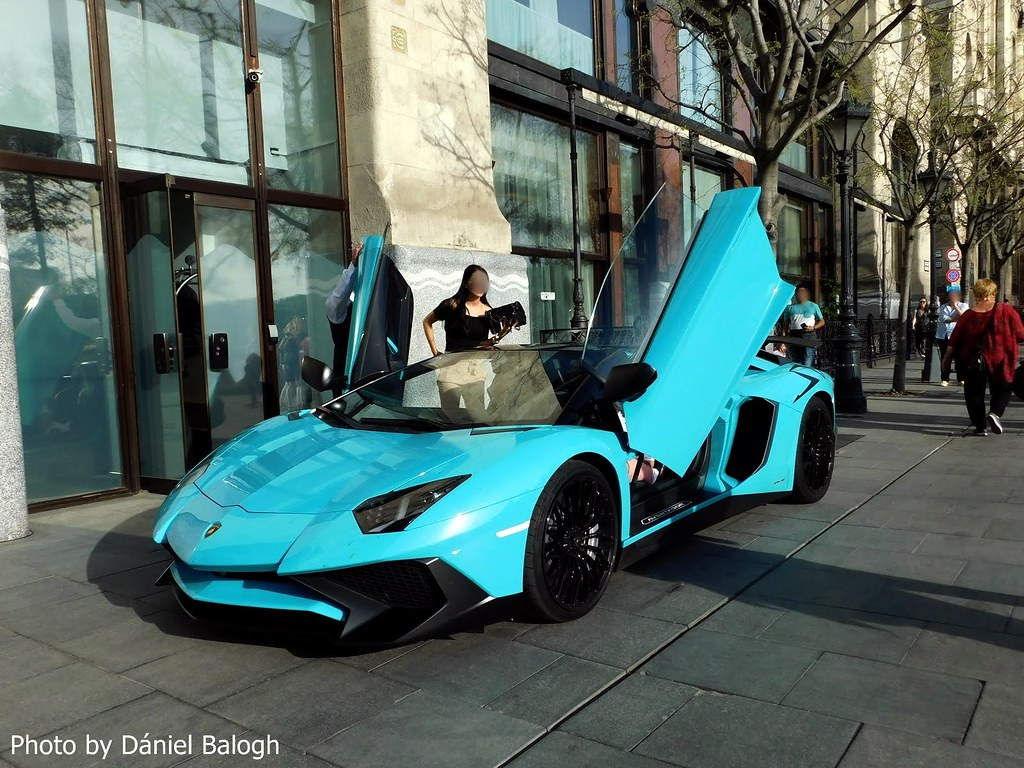 Lamborghini Aventador Lp750 4 Superveloce Roadster Flickr