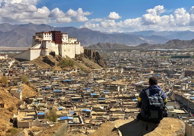Sele en el Tíbet