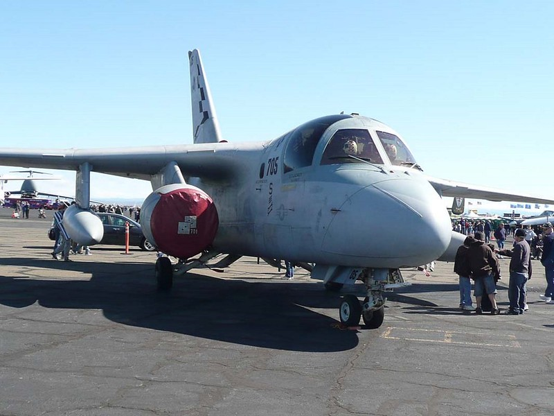 Lockheed S-3B Viking 1
