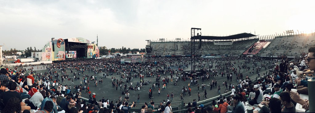 Vive Latino 2018   Foro Sol, México City   Javier Chavero